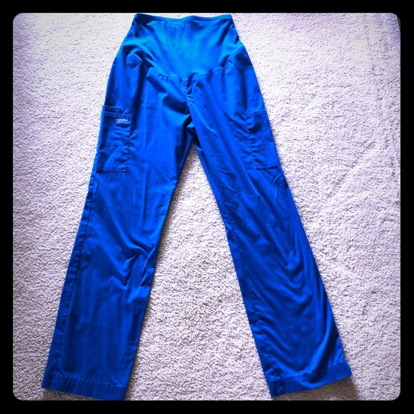 23307500cae9c Cherokee Pants - Cherokee Workwear Maternity Scrub Pants
